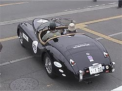 JAGUAR XK 120 M ROADSTER(2)