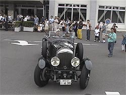 BENTLEY W.06.5 L tourer(2)