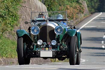 1926 BENTLEY 3L SPEED MODEL FITTED WITH 4 1/2L